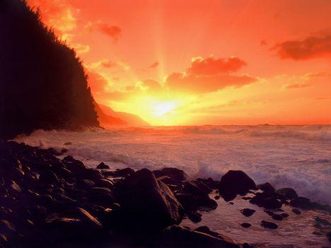 NaPali_Sunset,_Kauai,_Hawaii