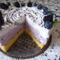 Gluténmentes szedres citromos torta