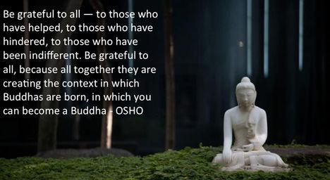 """""""Légy hálás mindenkinek – azoknak, akik segítettek, azoknak, akik..."""