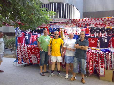 Sevilla kirándulás 1