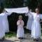Duhozó - pünkösdölő lányok 1