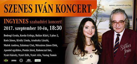 Szenes Iván koncert