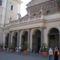 A S.Maria in Trastevere bejárata
