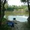 Ágival a Körösön horgászunk