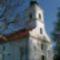 Evangélikus templom Bakonycsernye