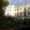 Oroszvár (Rusovce), a Lónyay kastély, 2017. szeptember 03.-án 2