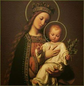 Szeptember 12.Szűz Mária Szent neve