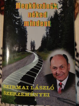 Szirmai László (ARTISJUS díjas szerző) Kiadványa