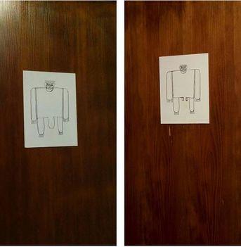 Új nemzetközi WC jelzések!