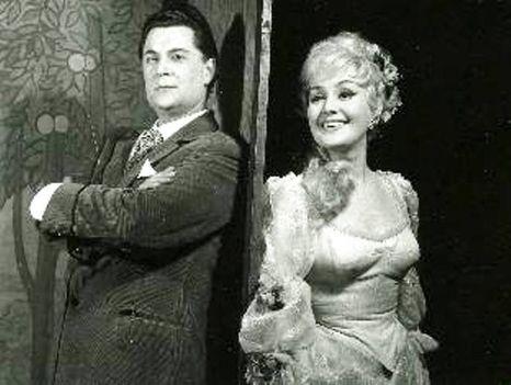 Baksay Árpád és Németh Marika - Luxemburg grófja