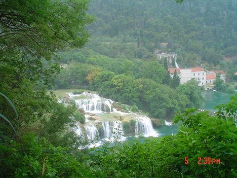 Horvátország-2007,Krka
