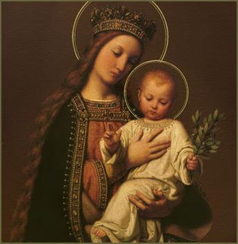 Istenanya + Madonna
