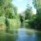 Mosoni-Duna Cvika-szigeti mellékága, Kimle 2017 július 25 (2)