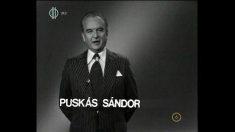 Puskás Sándor nótaénekes 1917 - 1991_