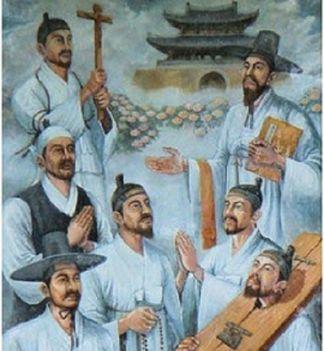Szeptember 20.Kim Taegon Szent András és társai koreai vértanúk