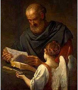 Szeptember 21.Szent Máté apostol és evangélista