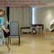 Aaminah táncművész és Bacsa Ferenc előadása