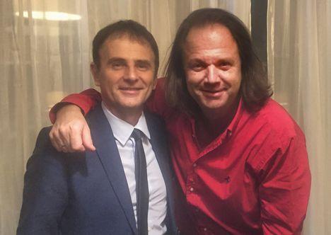 Bogdán Csaba és Gömöry Zsolt
