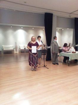 Képőművész díj - Szathmáry Olga Ottilia
