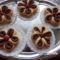 Linzervirágok sütés után