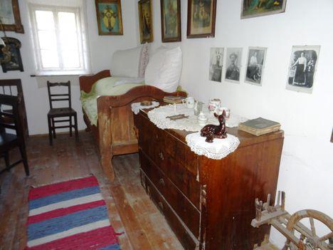Wurcz-ház, horvát nemzetiségi Tájház (Selska Hizsa) Bezenye, 2017. szeptember 30.-án 10