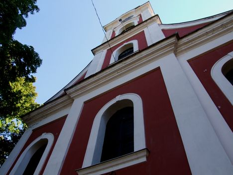 Barokk, 1739 Római Katolikus Keresztény templom