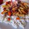 Gombás rizs zöldségekkel