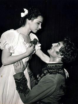 Kun Zsuzsa Fülöp Viktor - Bihari nótája, Nemzeti Színház 1954