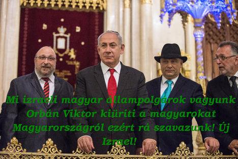 Orbán Viktor zsidók