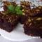 Pisztáciás Brownie