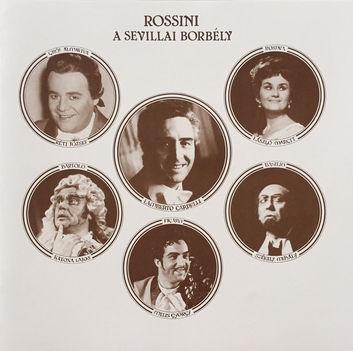 Rossini - Sevillai borbély