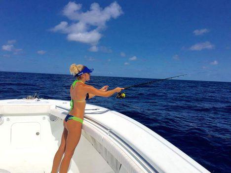 Tengeri horgászat
