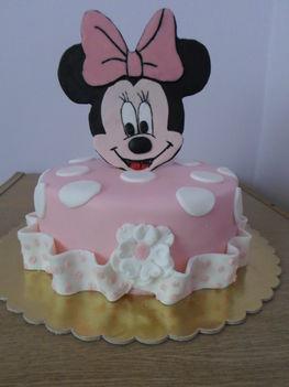 Minni Egér torta