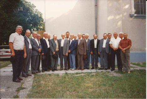 A templomnál 1992-ben