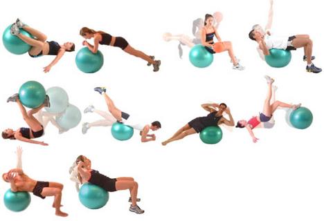fitball gyakorlatok