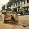 laoszi városi utca