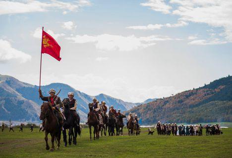 Második Nomád Világjátékok 2016. szeptember 3-8. - Ázsia, Kirgizisztán, az Issyk Kul folyó partján