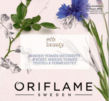 Oriflame katalógus 2016/13.