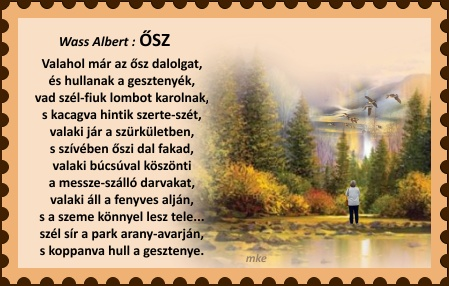 Wass Albert -ŐSZ
