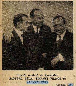 Kálmán Imre1924