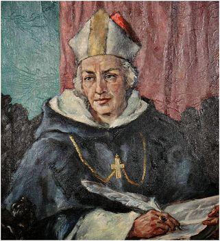 November 15.Nagy Szent Albert püspök, egyháztanító