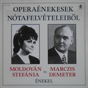 Moldován Stefánia Marczis Demeter