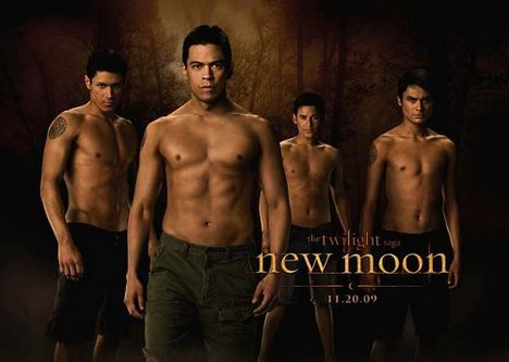 Újhold - New Moon (Alkonyat 2 - Twilight 2)