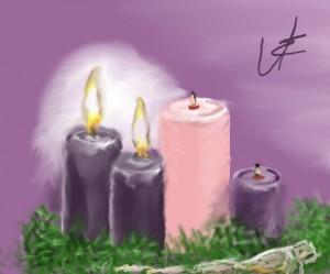 Aranyosi Ervin :Advent második gyertya
