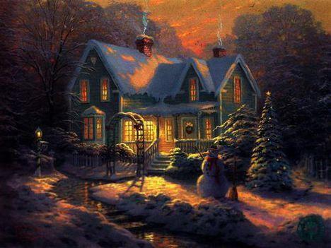 Aranyosi Ervin: Mikulás, karácsony, hóember