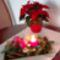 Az első gyertya meggyújtása az ádventi koszorún, 2017. december 03.-án