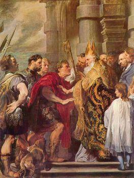 December 7.Szent Ambrus, püspök és egyháztanító