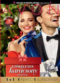 Decemberi Avon katalógus 2017