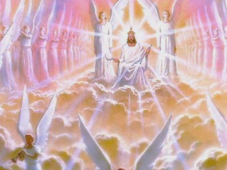 Jezus te egi szep