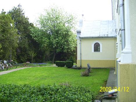 Nagykárolyi református templom 2